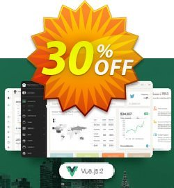Vue Paper Dashboard PRO Coupon, discount Vue Paper Dashboard PRO Awful discount code 2020. Promotion: best promotions code of Vue Paper Dashboard PRO 2020