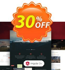 Paper Kit 2 PRO Angular Coupon, discount Paper Kit 2 PRO Angular Exclusive deals code 2020. Promotion: amazing promo code of Paper Kit 2 PRO Angular 2020