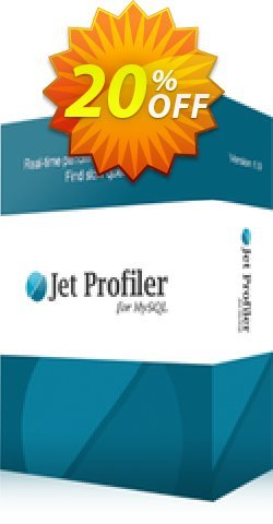 Jet Profiler for MySQL, Professional Version Coupon, discount Jet Profiler for MySQL, Professional Version best sales code 2020. Promotion: best sales code of Jet Profiler for MySQL, Professional Version 2020