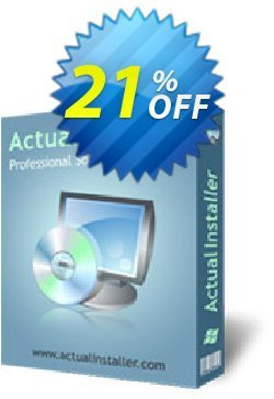Actual Installer Pro Coupon, discount Actual Installer Pro dreaded discount code 2019. Promotion: dreaded discount code of Actual Installer Pro 2019