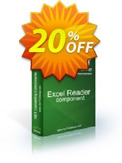 Excel Reader .NET - Developer License Coupon discount Excel Reader .NET - Developer License amazing discount code 2021 - amazing discount code of Excel Reader .NET - Developer License 2021