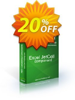 Excel Jetcell .NET - Developer License PRO Coupon discount Excel Jetcell .NET - Developer License PRO amazing discounts code 2019 - amazing discounts code of Excel Jetcell .NET - Developer License PRO 2019