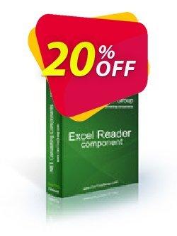 Excel Reader .NET - Update Coupon discount Excel Reader .NET - Update amazing sales code 2021 - amazing sales code of Excel Reader .NET - Update 2021