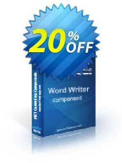 Word Writer .NET - 4 Developer License Coupon discount Word Writer .NET - 4 Developer License awesome offer code 2021 - awesome offer code of Word Writer .NET - 4 Developer License 2021