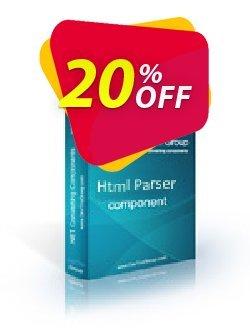 Html Parser .NET - Developer License PRO Coupon discount Html Parser .NET - Developer License PRO imposing sales code 2020 - imposing sales code of Html Parser .NET - Developer License PRO 2020