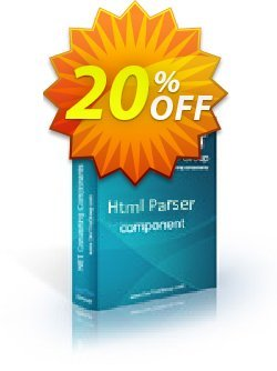 Html Parser .NET - Site License Coupon, discount Html Parser .NET - Site License impressive offer code 2021. Promotion: impressive offer code of Html Parser .NET - Site License 2021