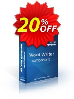 Word Writer .NET - Developer License Coupon discount Word Writer .NET - Developer License marvelous sales code 2021 - marvelous sales code of Word Writer .NET - Developer License 2021