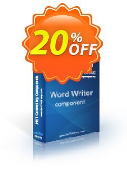 Word Writer .NET - Source Code License Coupon discount Word Writer .NET - Source Code License best deals code 2021. Promotion: best deals code of Word Writer .NET - Source Code License 2021