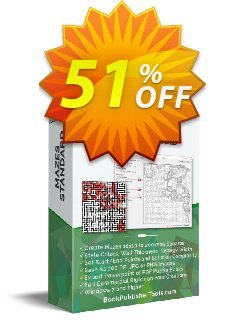 Puzzle Maker Pro - Standard Mazes 2D Coupon discount Puzzle Maker Pro - Standard Mazes 2D Hottest offer code 2021 - wonderful promotions code of Puzzle Maker Mazes 2021