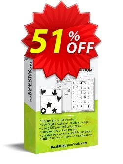 Puzzle Maker Pro - Sudoku Kids Edition Coupon discount Puzzle Maker Sudoku Kids Edition special discounts code 2020 - special discounts code of Puzzle Maker Sudoku Kids Edition 2020