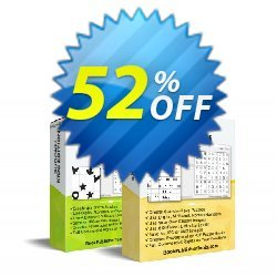 Puzzle Maker Pro - Sudoku Bundle 1 - Sudoku Pro and Sudoku Kids Edition  Coupon discount Puzzle Maker Pro Bundle 1 - Sudoku Pro and Sudoku Kids Edition special promo code 2021 - special promo code of Puzzle Maker Pro Bundle 1 - Sudoku Pro and Sudoku Kids Edition 2021
