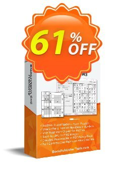 Puzzle Maker Sudoku 9x9 Variations Coupon discount Puzzle Maker Pro Sudoku 9x9 Variations stunning discount code 2020 - amazing offer code of Puzzle Maker Pro Sudoku 9x9 Variations 2020