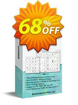 Puzzle Maker Pro - Bingo Coupon discount Puzzle Maker Pro - Bingo Impressive offer code 2021 - Stirring deals code of Puzzle Maker Pro - Bingo 2021
