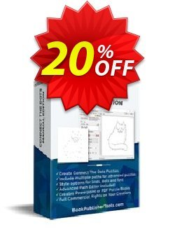 Puzzle Maker Pro - Connect the Dots - Manual Edition Coupon, discount Puzzle Maker Pro - Connect the Dots - Manual Edition Stirring discounts code 2020. Promotion: Stirring discounts code of Puzzle Maker Pro - Connect the Dots - Manual Edition 2020