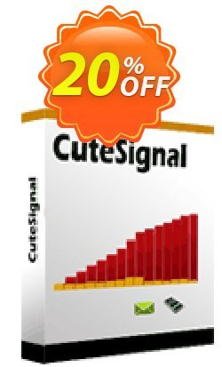 Cutesignal  - Quarterly Subscription Coupon, discount Cutesignal  - Quarterly Subscription imposing discounts code 2020. Promotion: stunning discount code of Cutesignal  - Quarterly Subscription 2020