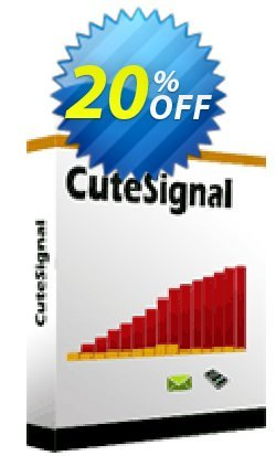 Cutesignal  - Annually Subscription Coupon, discount Cutesignal  - Annually Subscription stirring promotions code 2020. Promotion: staggering promo code of Cutesignal  - Annually Subscription 2020