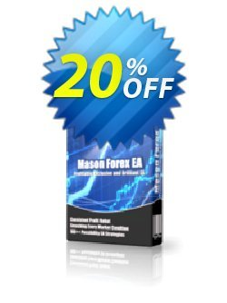 Mason Forex EA Maximum Plan Coupon, discount Mason Forex EA Maximum Plan awful promotions code 2020. Promotion: awful promotions code of Mason Forex EA Maximum Plan 2020