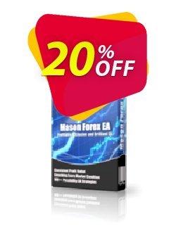 Mason Forex EA Maximum Plan Coupon, discount Mason Forex EA Maximum Plan awful promotions code 2019. Promotion: awful promotions code of Mason Forex EA Maximum Plan 2019