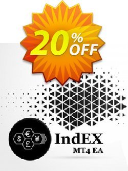 IndEX EA Annual Subscription - Valid for one account  Coupon, discount IndEX EA Annual Subscription (Valid for one account) exclusive sales code 2020. Promotion: exclusive sales code of IndEX EA Annual Subscription (Valid for one account) 2020