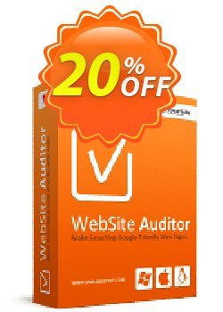 WebSite Auditor Professional Coupon, discount WebSite Auditor Professional super promo code 2021. Promotion: super promo code of WebSite Auditor Professional 2021