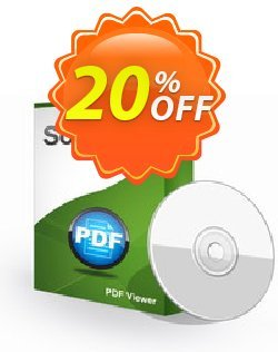 SD PDF Viewer - Standard license, 1-299 Workstation  Coupon, discount SD PDF Viewer (Standard license, 1-299 Workstation) excellent discounts code 2019. Promotion: excellent discounts code of SD PDF Viewer (Standard license, 1-299 Workstation) 2019