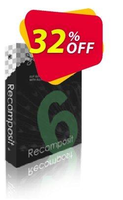 Recomposit Coupon, discount Recomposit staggering promo code 2019. Promotion: staggering promo code of Recomposit 2019