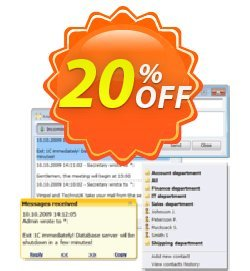 Winsent Messenger - Unlimited site license  Coupon, discount Winsent Messenger (Unlimited site license) amazing discounts code 2020. Promotion: amazing discounts code of Winsent Messenger (Unlimited site license) 2020