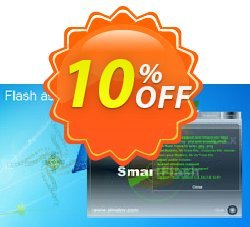 SmartFlash VCL Site License Coupon, discount SmartFlash VCL Site License impressive offer code 2020. Promotion: impressive offer code of SmartFlash VCL Site License 2020