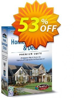 Total 3D Home, Landscape & Deck Premium Suite Coupon discount 40% OFF Total 3D Home, Landscape & Deck Premium Suite, verified. Promotion: Amazing promo code of Total 3D Home, Landscape & Deck Premium Suite, tested & approved
