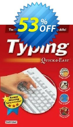 Typing Quick & Easy Coupon, discount 30% OFF Typing Quick & Easy, verified. Promotion: Amazing promo code of Typing Quick & Easy, tested & approved