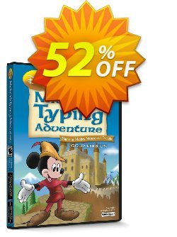 Disney: Mickey's Typing Adventure Gold Coupon discount TYPENOW - fearsome deals code of Disney: Mickey's Typing Adventure – Gold (Windows) 2021