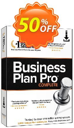 Business Plan Pro Complete Coupon, discount Holiday 2020!. Promotion: amazing sales code of Business Plan Pro Complete 2020