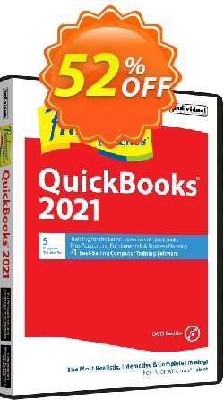 Professor Teaches QuickBooks 2020 Coupon discount Professor Teaches® QuickBooks® 2021 Tutorial Set Downloads Fearsome sales code 2021 - Fearsome sales code of Professor Teaches® QuickBooks® 2021 Tutorial Set Downloads 2021