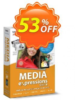 Media Expressions Platinum Suite 3 Coupon, discount 30% OFF Media Expressions Platinum Suite 3, verified. Promotion: Amazing promo code of Media Expressions Platinum Suite 3, tested & approved