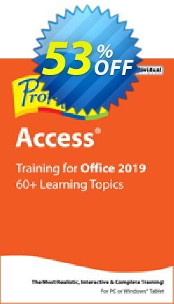 Professor Teaches Access 2019 Coupon, discount Professor Teaches Access 2013 formidable discounts code 2020. Promotion: formidable discounts code of Professor Teaches Access 2013 2020