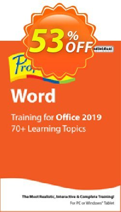Professor Teaches Word 2019 Coupon, discount Professor Teaches Word 2013 best sales code 2020. Promotion: best sales code of Professor Teaches Word 2013 2020
