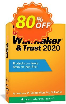 Quicken WillMaker & Trust 2021 Coupon, discount 40% OFF Quicken WillMaker & Trust 2021, verified. Promotion: Amazing promo code of Quicken WillMaker & Trust 2021, tested & approved