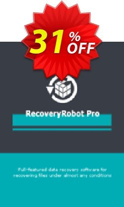 RecoveryRobot Pro [Home] Coupon, discount RecoveryRobot Pro [Home] special promo code 2020. Promotion: special promo code of RecoveryRobot Pro [Home] 2020