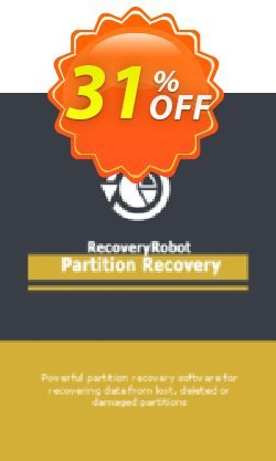 RecoveryRobot Partition Recovery  - Home  Coupon, discount RecoveryRobot Partition Recovery [Home] stirring offer code 2021. Promotion: stirring offer code of RecoveryRobot Partition Recovery [Home] 2021