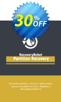 RecoveryRobot Partition Recovery [Expert] Coupon, discount RecoveryRobot Partition Recovery [Expert] special discount code 2020. Promotion: special discount code of RecoveryRobot Partition Recovery [Expert] 2020