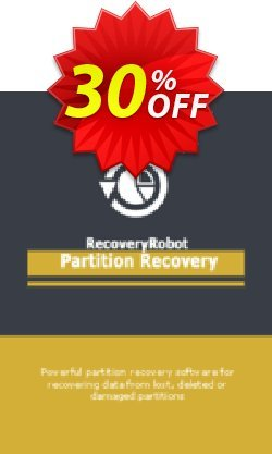 RecoveryRobot Partition Recovery  - Business  Coupon, discount RecoveryRobot Partition Recovery [Business] excellent offer code 2021. Promotion: excellent offer code of RecoveryRobot Partition Recovery [Business] 2021