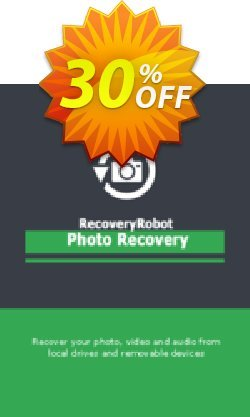 RecoveryRobot Photo Recovery  - Business  Coupon, discount RecoveryRobot Photo Recovery [Business] excellent offer code 2021. Promotion: excellent offer code of RecoveryRobot Photo Recovery [Business] 2021
