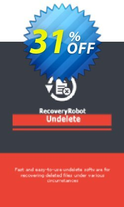 RecoveryRobot Undelete [Home] Coupon, discount RecoveryRobot Undelete [Home] dreaded promo code 2020. Promotion: dreaded promo code of RecoveryRobot Undelete [Home] 2020