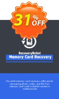 RecoveryRobot Memory Card Recovery [Home] Coupon, discount RecoveryRobot Memory Card Recovery [Home] imposing discounts code 2020. Promotion: imposing discounts code of RecoveryRobot Memory Card Recovery [Home] 2020