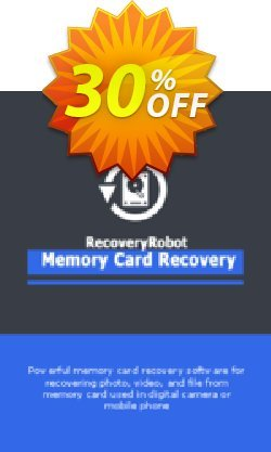 RecoveryRobot Memory Card Recovery [Expert] Coupon, discount RecoveryRobot Memory Card Recovery [Expert] wondrous promotions code 2020. Promotion: wondrous promotions code of RecoveryRobot Memory Card Recovery [Expert] 2020