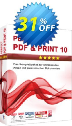 Perfect PDF & Print 10 - Family License  Coupon discount Affiliate Promotion - staggering sales code of Perfect PDF & Print 10 (Family) 2020