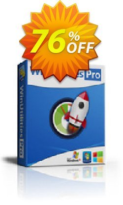WinUtilities Pro Coupon, discount WinUtilities Pro big discount code 2019. Promotion: big discount code of WinUtilities Pro 2019