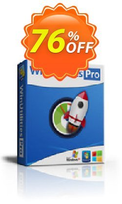 WinUtilities Pro (Lifetime / 3 PCs) Coupon, discount WinUtilities Pro (Lifetime / 3 PCs) wondrous discount code 2019. Promotion: wondrous discount code of WinUtilities Pro (Lifetime / 3 PCs) 2019