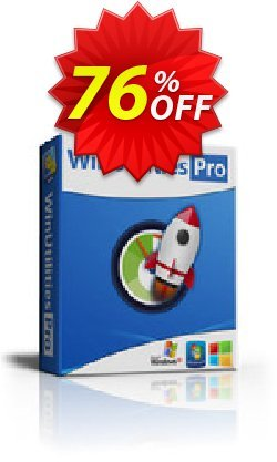 WinUtilities Pro (Lifetime / 5 PCs) Coupon, discount WinUtilities Pro (Lifetime / 5 PCs) awful discounts code 2019. Promotion: awful discounts code of WinUtilities Pro (Lifetime / 5 PCs) 2019