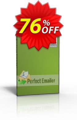 Perfect Emailer - Personal License Coupon, discount Perfect Emailer - Personal License exclusive discount code 2019. Promotion: exclusive discount code of Perfect Emailer - Personal License 2019